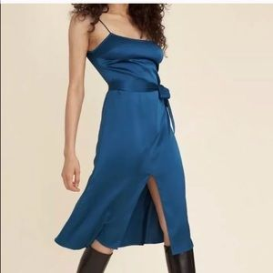 Gorgeous silk slip dress